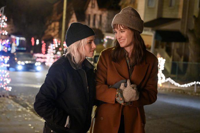 """Kristen Stewart est à l'affiche de """"Happiest Season""""."""