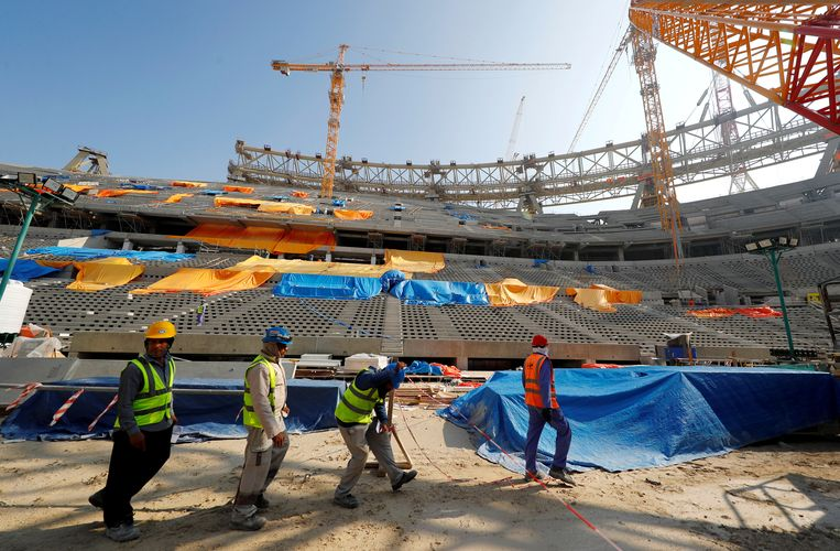 Commotie rondom WK in Qatar: minister Kaag schort virtuele handelsmissie op - Volkskrant
