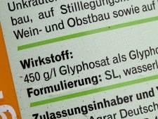 La Wallonie veut limiter l'usage du glyphosate
