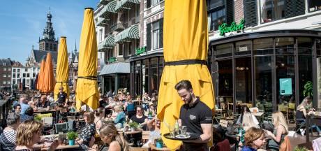 Rondje geven op het terras duurder dan vorig jaar in Nijmegen en Arnhem