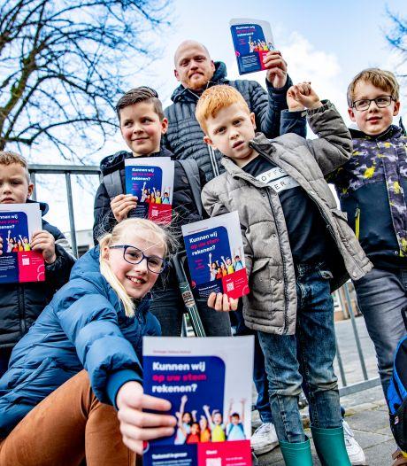 Koningin Juliana School uit Apeldoorn definitief dicht, ouders beraden zich op vervolgstappen