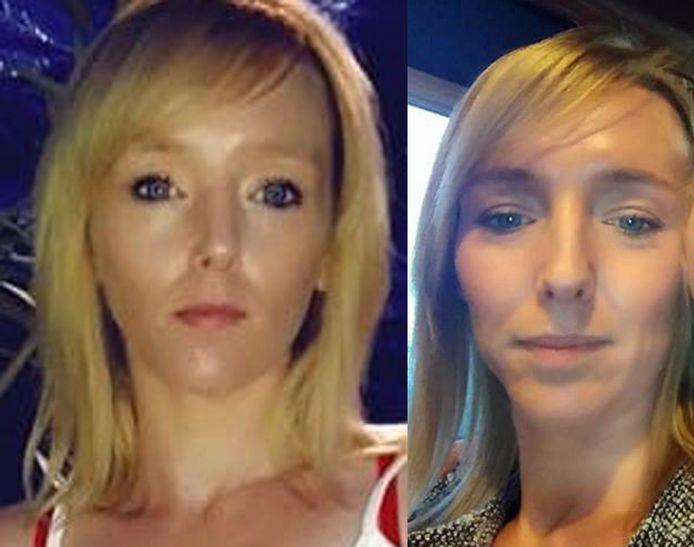 De politie verspreidt een opsporingsbericht naar Christelle Renmans (34).