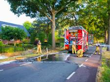Bewoners komen goed weg na woningbrand in Best