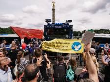 À Berlin, certaines manifestations contre les mesures anti-Covid sont interdites