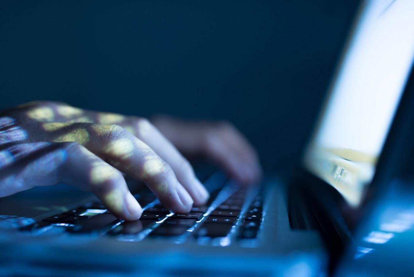 Online criminaliteit neemt toe.