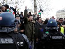 Manifestations contre la venue de Netanyahu à Paris