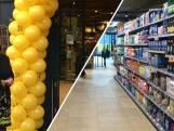 Minister Ank Bijleveld opent nieuwe supermarkt in Goor