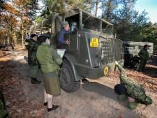 Militaire dienstplicht herbeleven in Valkenswaard: 'Aussteigen! Raus! Schnell!'