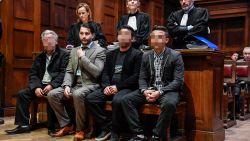 """Verdachten Romamoord in beroep veroordeeld: """"Ga maar lekker rotten in de cel!"""""""