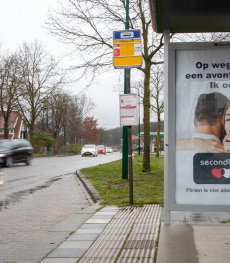 Apeldoorn laat 'reclame voor overspel' voorlopig langs de weg hangen