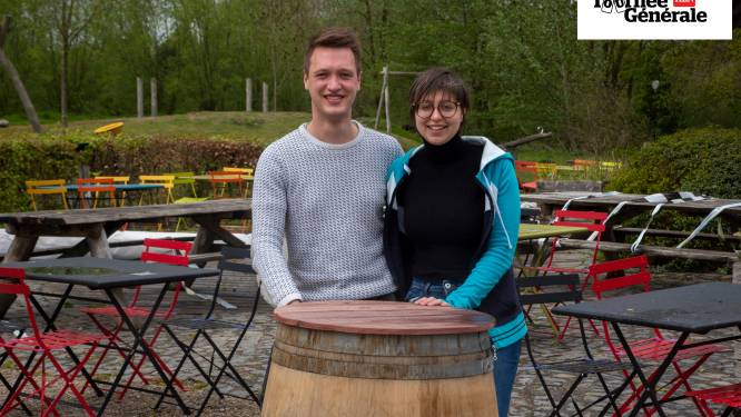 """Het Prullenbos opent grootste terras van Wetteren met 320 stoelen en lanceert luxueuze camping deze zomer: """"We hebben wat in te halen"""""""