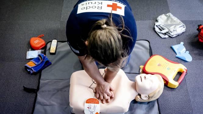 Rode Kruis Lovendegem-Zomergem organiseert gratis EHBO-cursus