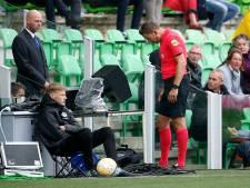 PEC Zwolle hervat competitie met Van Boekel als scheidsrechter