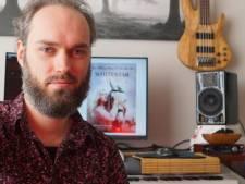 Componist Karl Heortweard mist Almelo geen moment: 'Het paste niet bij me'