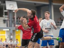 Opluchting bij handballers Reehorst na benauwde zege
