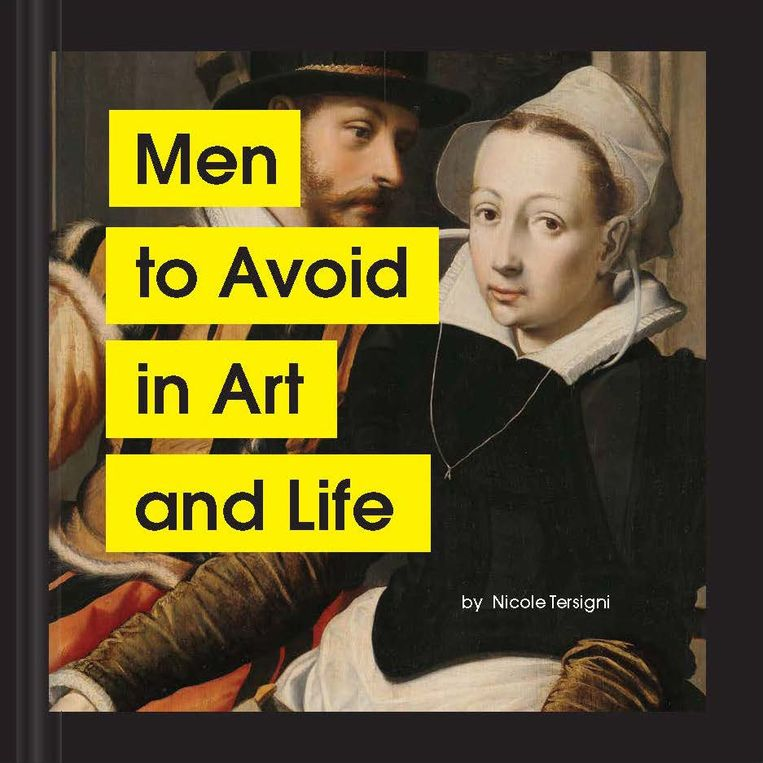 Het prentenboek van comedyschrijver Nicole Tersigni.  Beeld  Nicole Tersigni