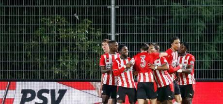 Jong PSV redt een punt, maar geeft er ook een cadeau aan Helmond Sport