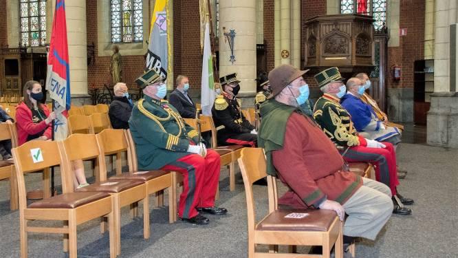 Opnieuw paasweekend zonder Sint-Veroonmars, maar Lembekenaren eren op hun manier patroonheilige