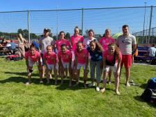 Vrouwen Beach Soccer Zeeland nipt onderuit in finale van NK