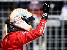 Vettel bezorgt Ferrari eerste pole in Canada sinds 2001