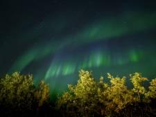 Noorderlicht zichtbaar in noorden van Nederland: levert prachtige beelden op