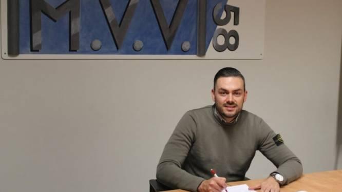 Van Eijndhoven verscheurt nog voor seizoen zijn contract bij MVV'58; club moet opnieuw op zoek naar trainer
