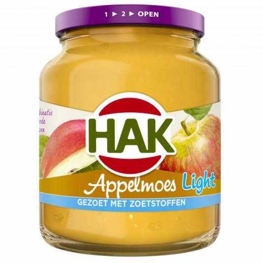 Hak Appelmoes Light