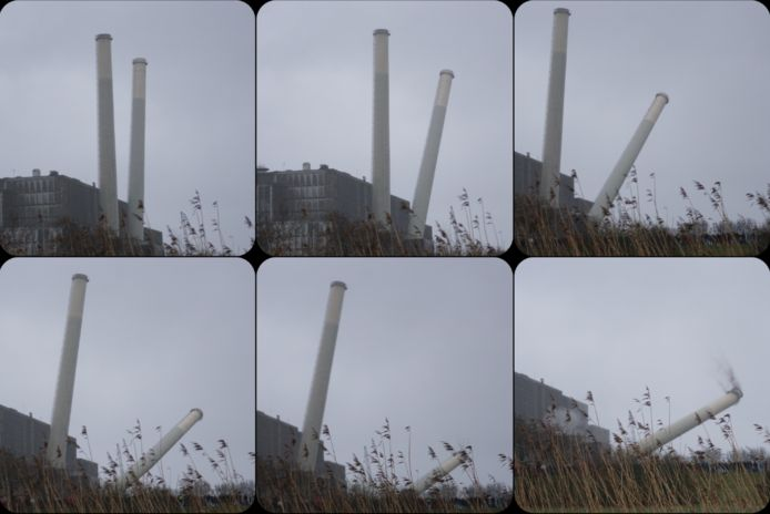 collage IJsselcentrale