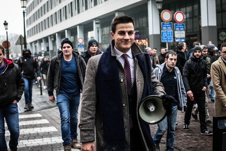 Dries Van Langenhove. Beeld Bas Bogaerts
