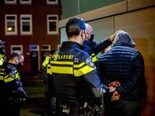 Vier aanhoudingen voor avondklokrellen in Rotterdam