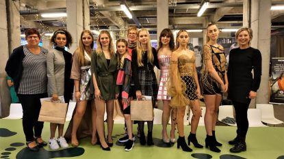 Modeleerlingen Ensorinstituut vallen in de prijzen bij ontwerpwedstrijd