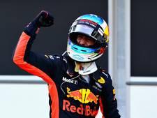 Ricciardo: Ik had al mijn geld ingezet op het feit dat ik niet zou gaan winnen