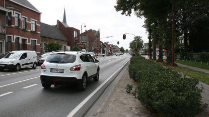 Wegenwerken in het centrum van Stabroek uitgesteld tot september