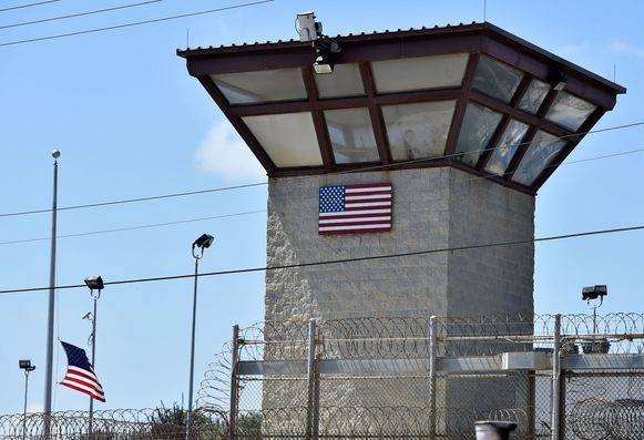 De gevangenis op Guantánamo Bay