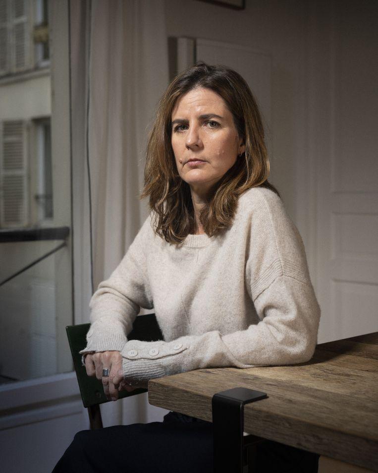 Camille Kouchner schreef een boek over het misbruik in haar gezin, dertig jaar geleden. Beeld ED ALCOCK/MYOP FOR L'OBS