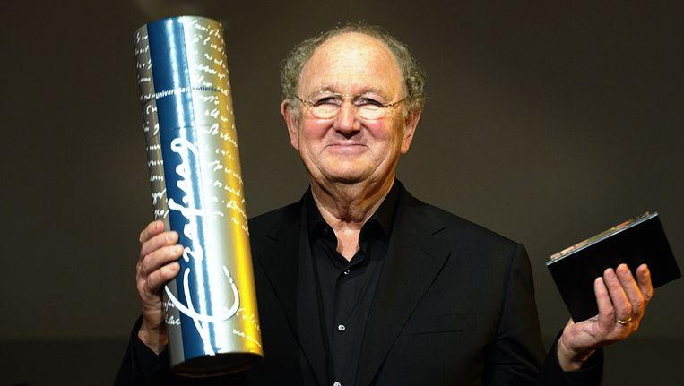 Theater- en televisieproducent Joop van den Ende. Beeld anp