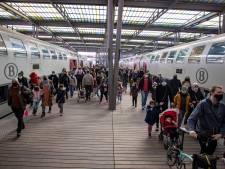 Un système pour anticiper l'affluence dans les trains vers la Côte