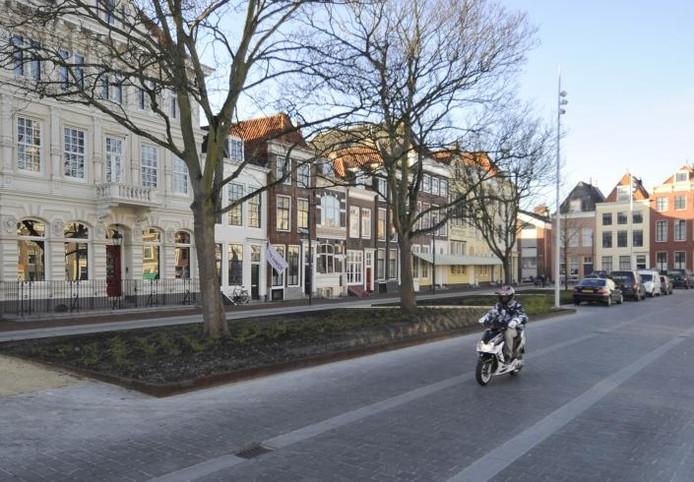 Het Bellamypark in Vlissingen