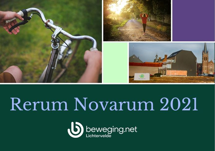 Beweging.net organiseert een wandel-en fietszoektocht
