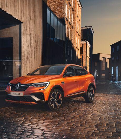 Renault Arkana: hybride SUV-coupé komt naar Nederland
