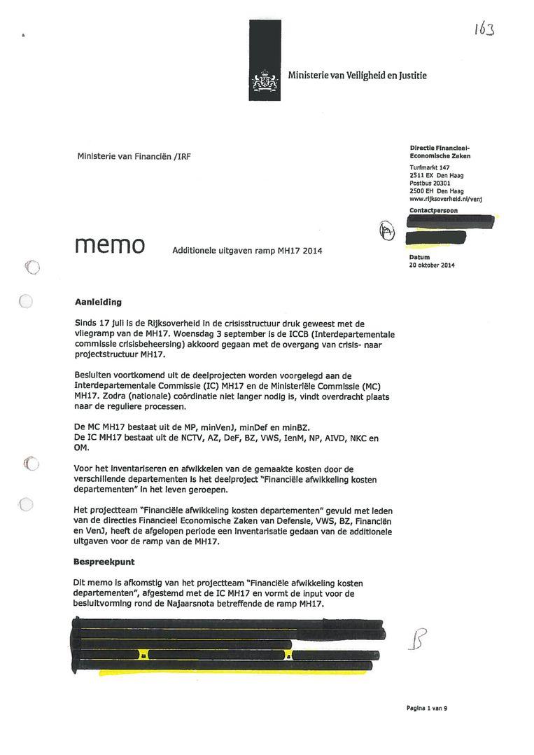 Volkskrant Rtl En Nos Eisen Meer Transparantie Over Mh17 Ramp De
