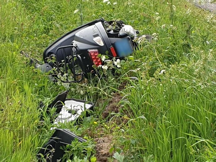 Ongeval Saasveld