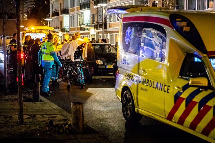 Op de Stanleylaan in de Utrechtse wijk Kanaleneiland waren brandweerlieden het doelwit van omstanders. Dat gebeurde tijdens de hulpverlening na een aangestoken brand in een appartementencomplex.