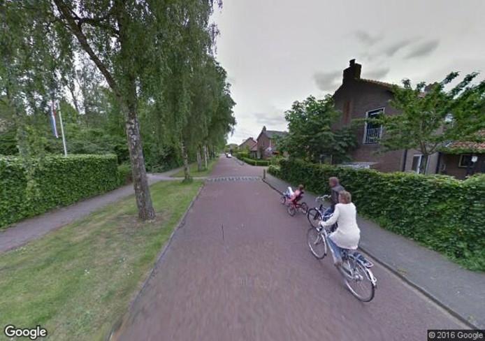 De Berkenlaan in Zwolle. Foto: Google Streetview