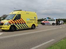 Scooterrijder geschept door een busje in Lienden