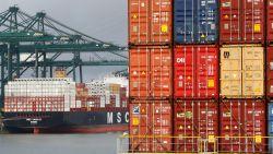 53 ton explosieven op Saudische schepen geladen in Antwerpen