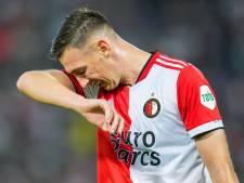 Feyenoord verhuurt spits Bozenik aan Fortuna Düsseldorf