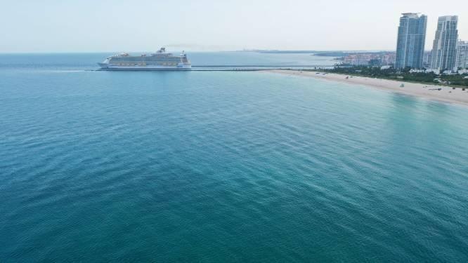 Studie: meer dan 80 procent van coronapatiënten op cruiseschip had geen symptomen
