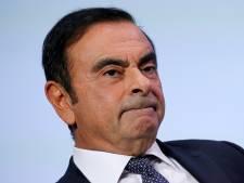 Topman Carlos Ghosn van Renault-Nissan-Mitsubishi gearresteerd en op staande voet ontslagen