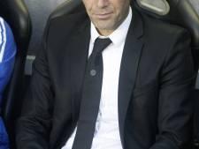 Zidane nouvel entraîneur de l'équipe de réserve du Real Madrid